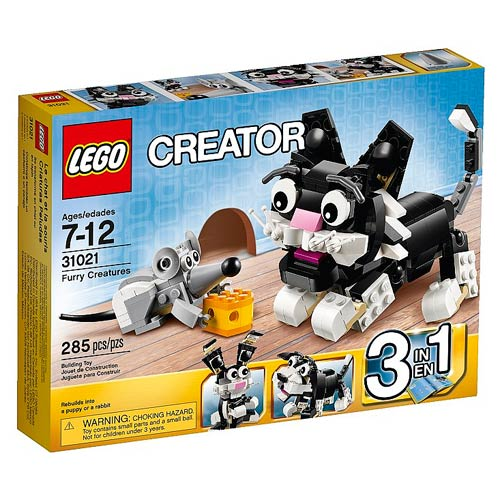 LEGO Creator 31021 Furry Creatures