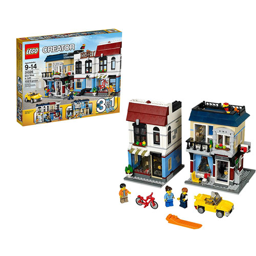 LEGO Creator 31026 Bike Shop and Cafe