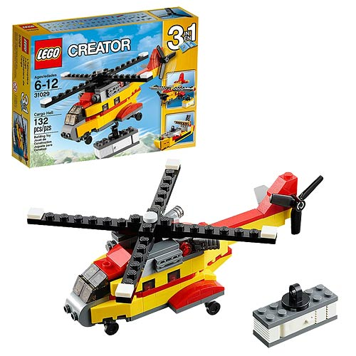 Up to 16% Off LEGO Creator kits!