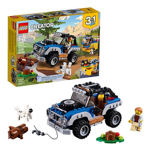 LEGO Creator Vehicles 31075 Outback Adventures