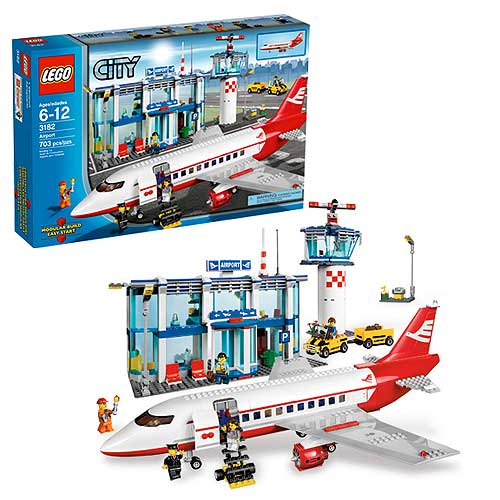 LEGO City 3182 Airport