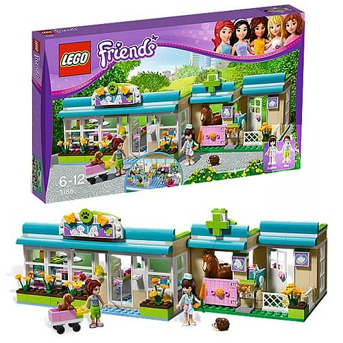 LEGO Friends 3188 Heartlake Vet