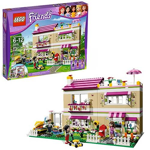 LEGO Friends 3315 Olivia's House