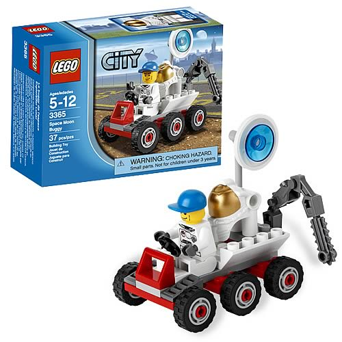 LEGO City 3365 Space Moon Buggy