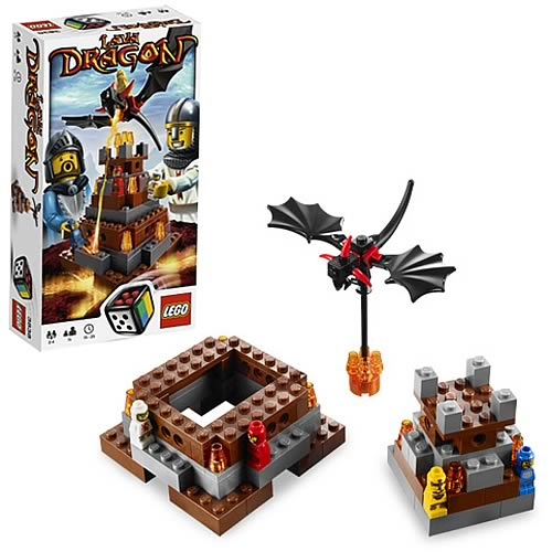 LEGO Games 3838 Lava Dragon