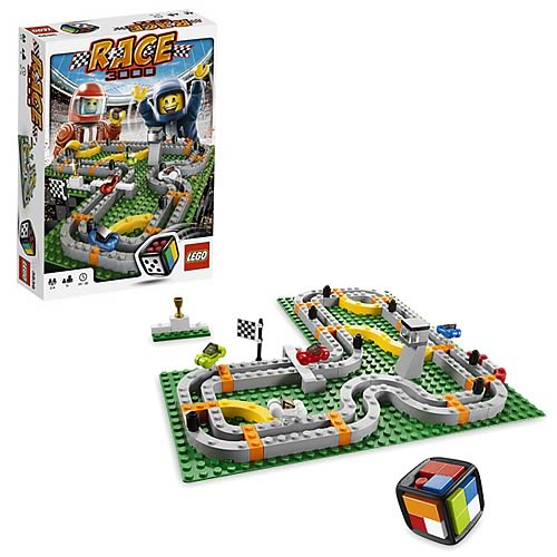 LEGO Games 3839 Race 3000
