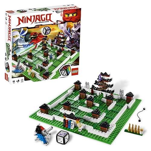 LEGO Ninjago 3856 Ninjago Game