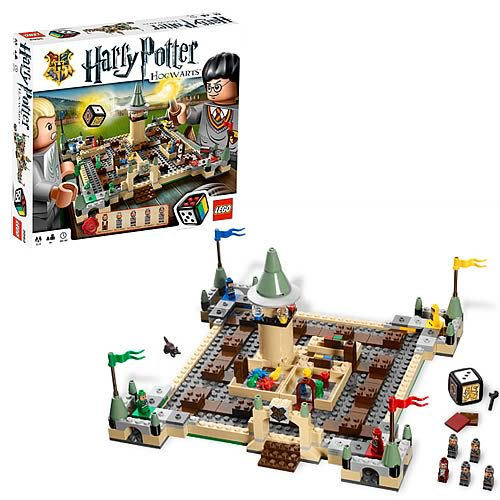 LEGO Games 3862 Harry Potter Hogwarts Game