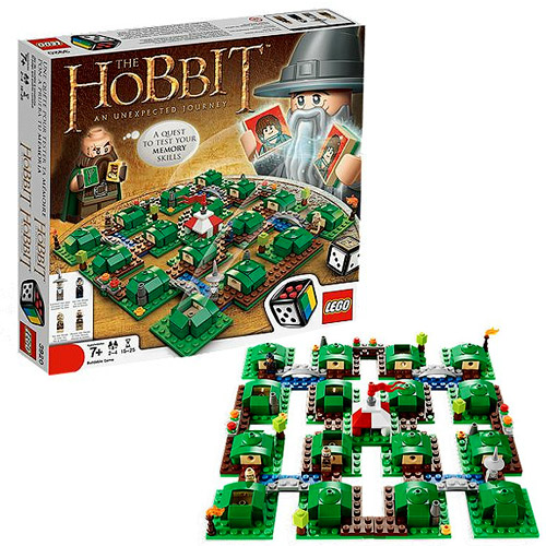 LEGO Games The Hobbit An Unexpected Journey Game