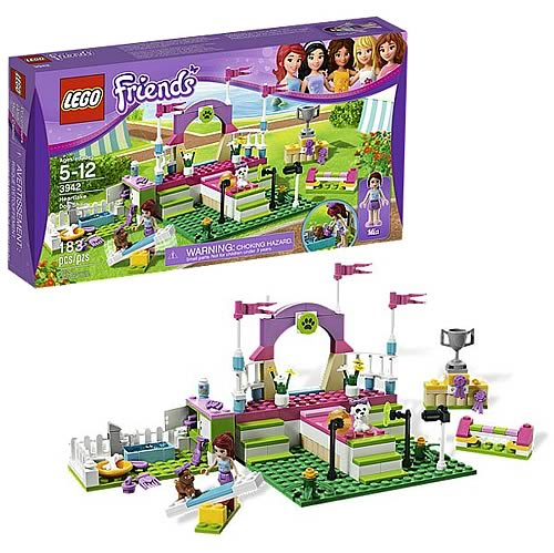 LEGO Friends 3942 Heartlake Dog Show