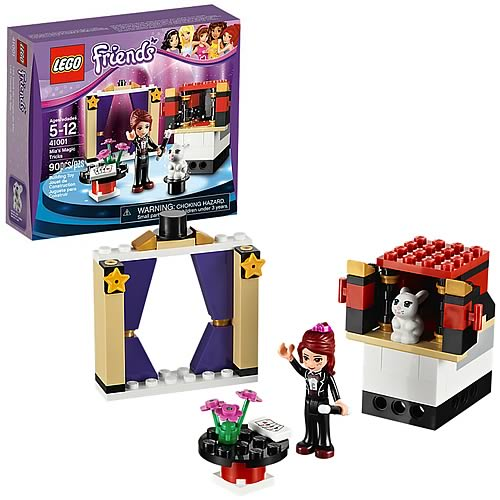 LEGO Friends 41001 Mia's Magic Tricks