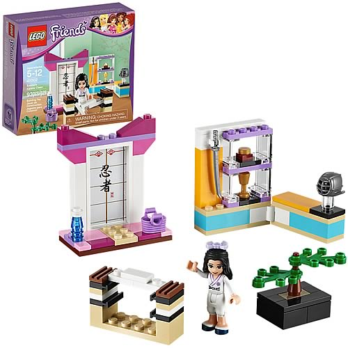 LEGO Friends 41002 Emma's Karate Class