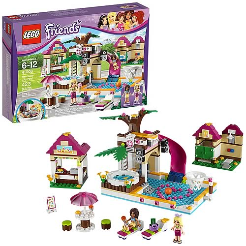 LEGO Friends 41008 Heartlake City Pool