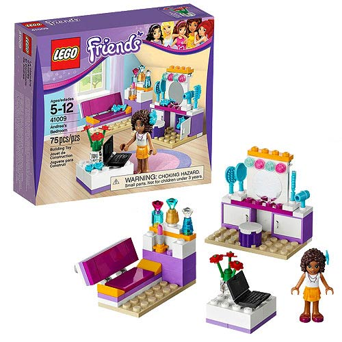 LEGO Friends 41009 Andrea's Bedroom