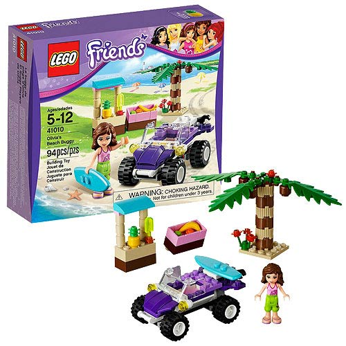 LEGO Friends 41010 Olivia's Beach Buggy