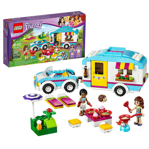 LEGO Friends 41034 Summer Caravan