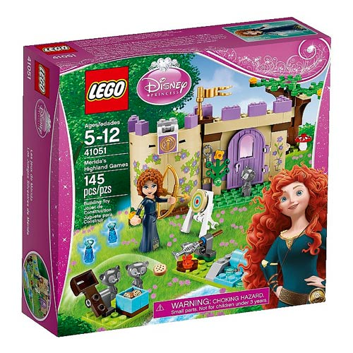 LEGO Brave 41051 Merida's Highland Games
