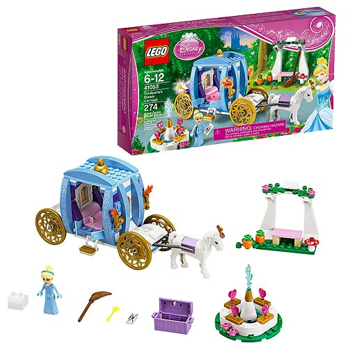 LEGO Cinderella 41053 Cinderella's Dream Carriage