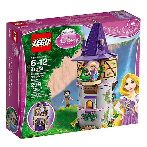 LEGO Tangled 41054 Rapunzel's Creativity Tower