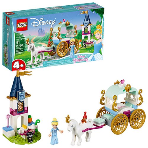 LEGO 41159 Disney Princess Cinderella's Carriage Ride