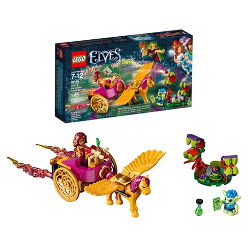 LEGO Elves 41186 Azari and the Goblin Forest