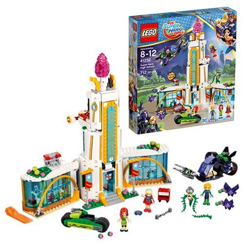 LEGO DC Comics 41232 Super Hero High School
