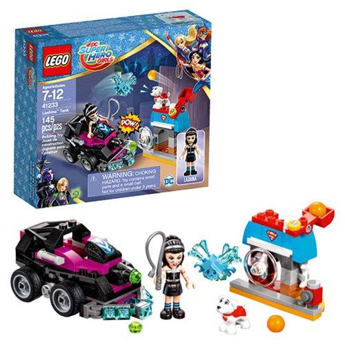 LEGO DC Comics 41233 Lashina Tank
