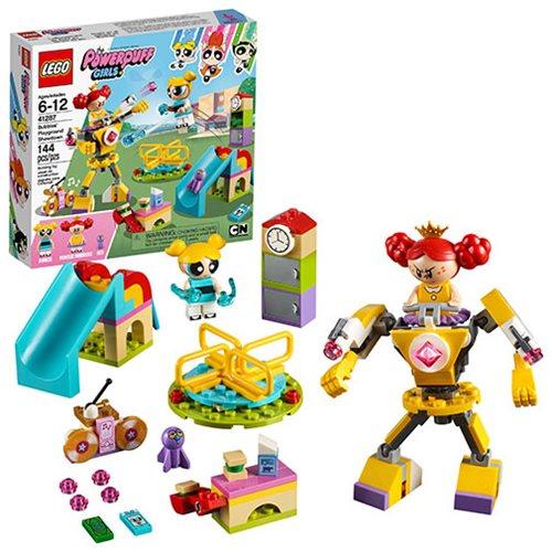 LEGO Powerpuff Girls 41287 Bubbles' Playground Showdown