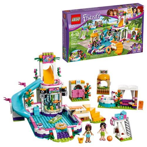 Lego Friends Pool