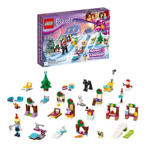LEGO Friends 41326 Advent Calendar 2017