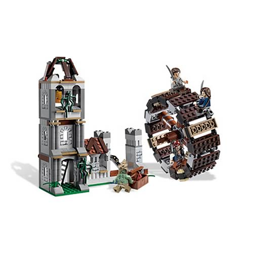 LEGO Pirates of the Caribbean 4183 The Mill