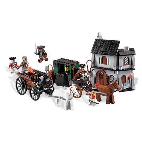LEGO Pirates of the Caribbean 4193 The London Escape