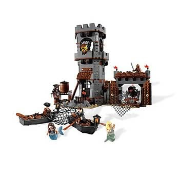 LEGO Pirates of the Caribbean 4194 Whitecap Bay Case