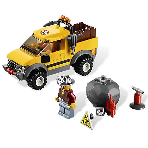 Lego City Zombies Lego City Mining 4200 Mining