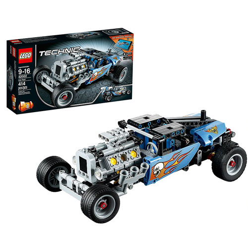 We�re Building 20% Off LEGO Technic