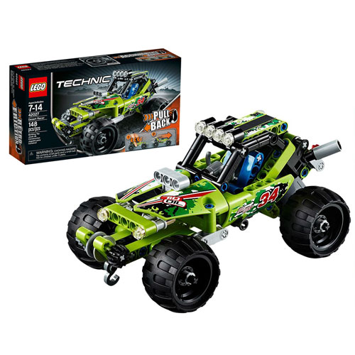 LEGO Technic Construction Toys 15% Off!