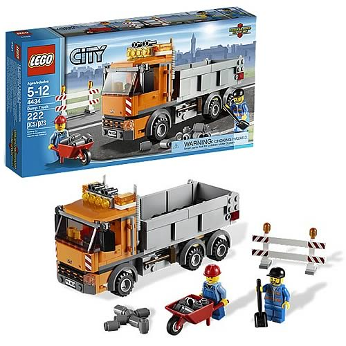 LEGO City 4434 Tipper Truck