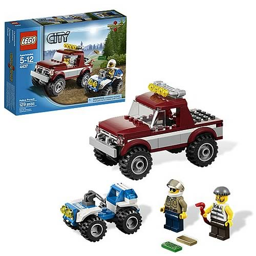 LEGO City 4437 Police Pursuit