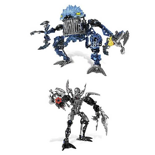 Bionicle Gadunka and Hydraxon Set