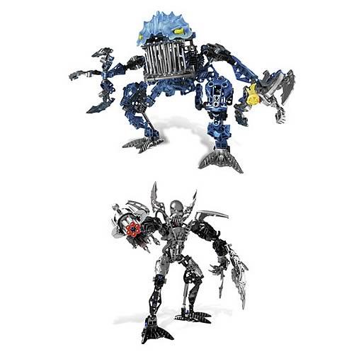 Bionicle Gadunka and Hydraxon Set