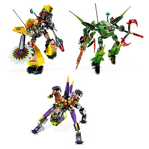 LEGO Exo-Force Battle Machines Set