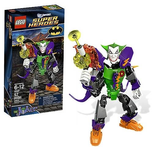 LEGO DC Universe 4527 The Joker