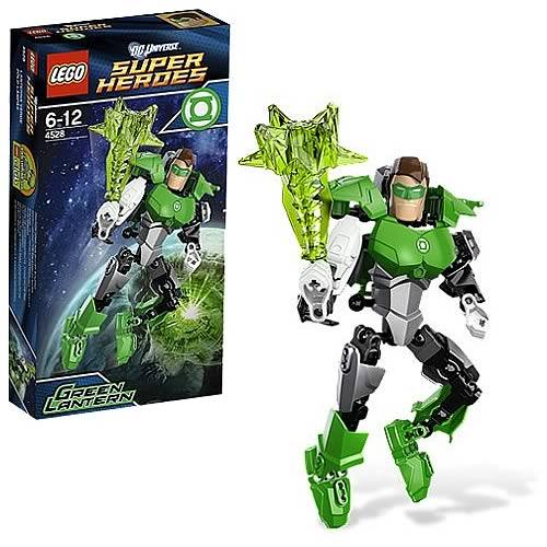LEGO DC Universe 4528 Green Lantern