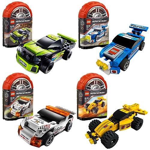 Lego Racers Tiny Turbo Set Lego Lego Construction