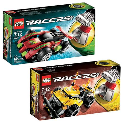 LEGO Power Racers Fast and Strong Set