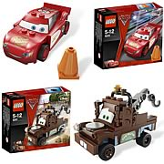 LEGO Cars Classic Mater and Lightning McQueen Set