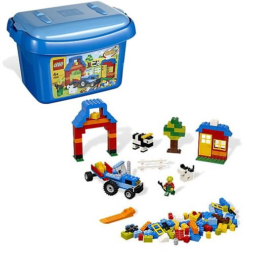 LEGO 4626 LEGO Farm Brick Box
