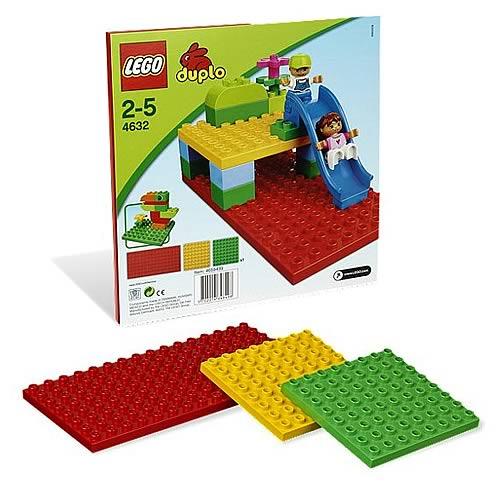 LEGO Duplo 4632 Duplo Building Plates