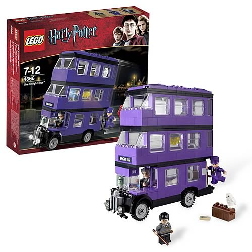 LEGO Harry Potter 4866 Harry Potter Knight Bus