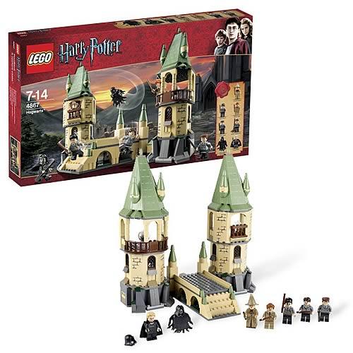 lego harry potter 4867 harry potter hogwarts castle lego harry potter construction toys at. Black Bedroom Furniture Sets. Home Design Ideas